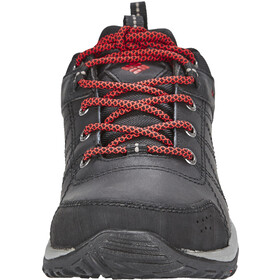 Columbia Fire Venture Chaussures WP Femme, black / burnt henna